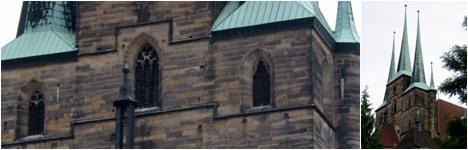 | St. Severi in Erfurt |