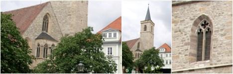 Ägidienkirche in Erfurt