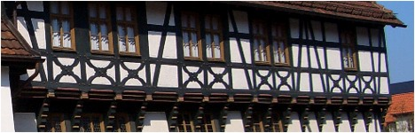 | Lutherhaus in Eisenach |