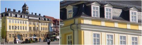 | Stadtschloss in Eisenach |