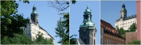 Heidecksburg in Rudolstadt