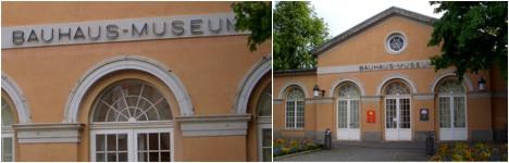 Bauhaus-Museum in Weimar