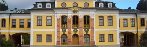 | Schloss Belvedere in Weimar |