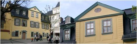 | Schiller-Haus in Weimar |